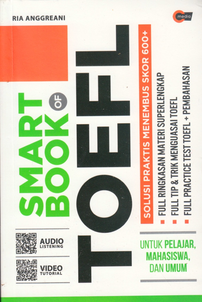 Smart Book TOEFL